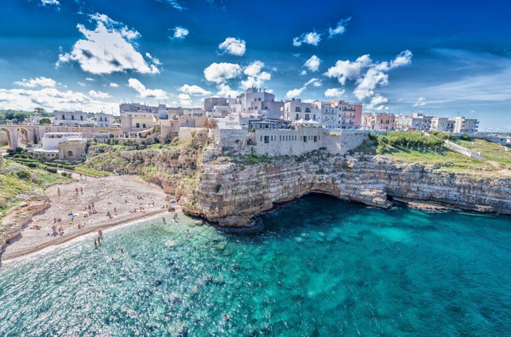 Polignano a Mare, Puglia – Sul da Itália
