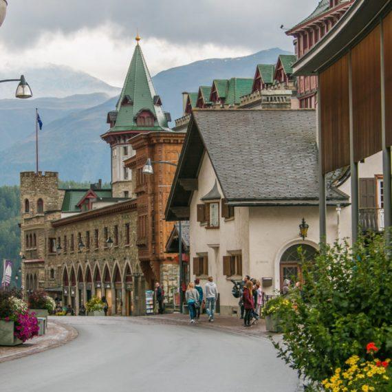 Saint Moritz - Suíça