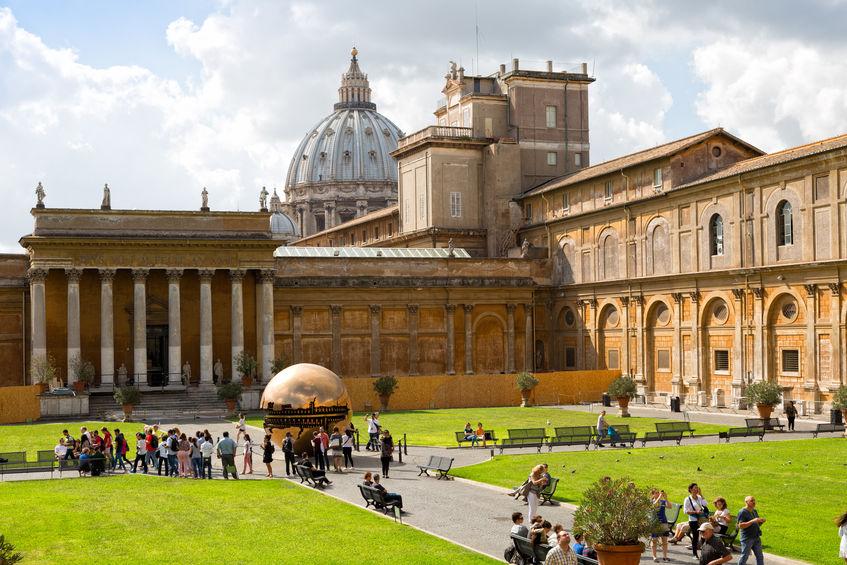 Museus Vaticanos.