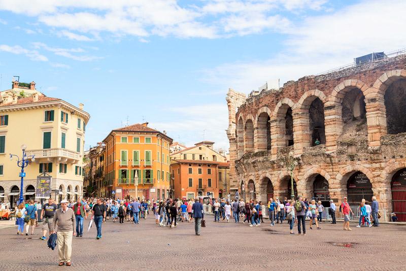 Verona - Itália.