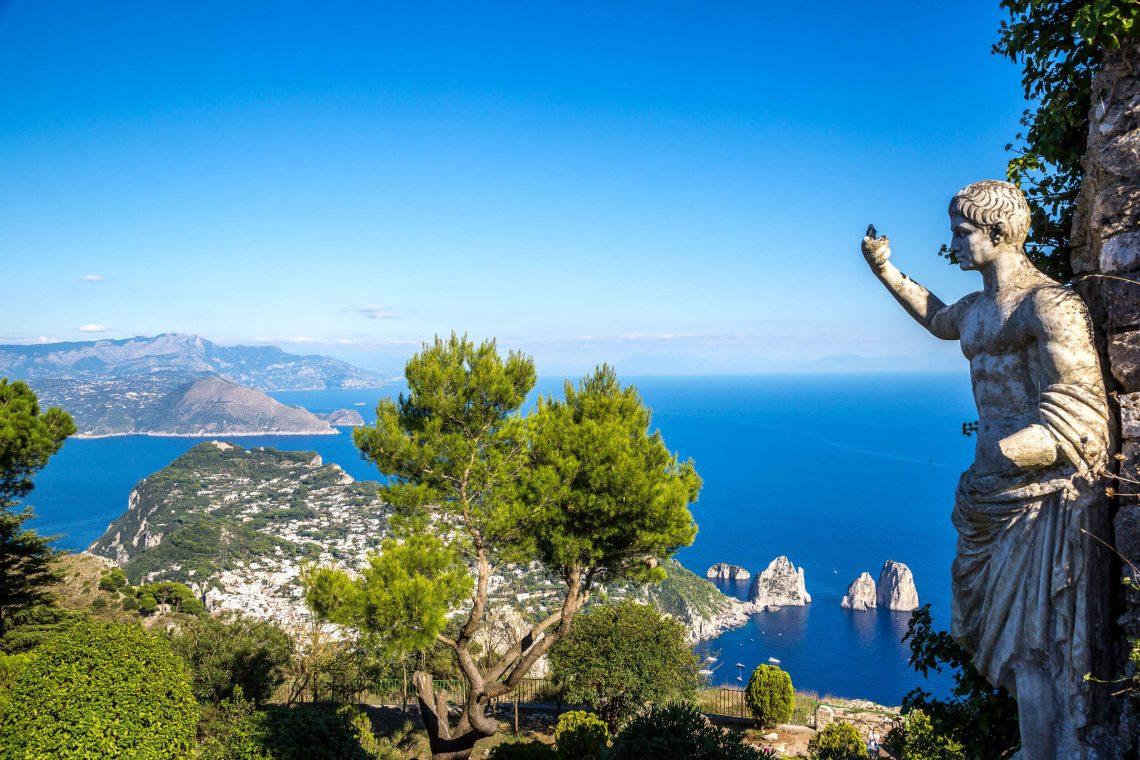 Ilha de Capri - Campania - Sul da Itália