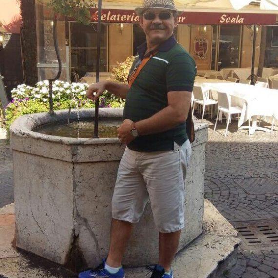 Joel Bruno, Pedreira – SP <br> Itália Sonhada – setembro 2016