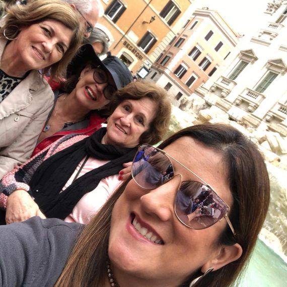 Adriana Gameleira Cavalcante, Maceió – AL <br/> Itália Sonhada – maio 2018