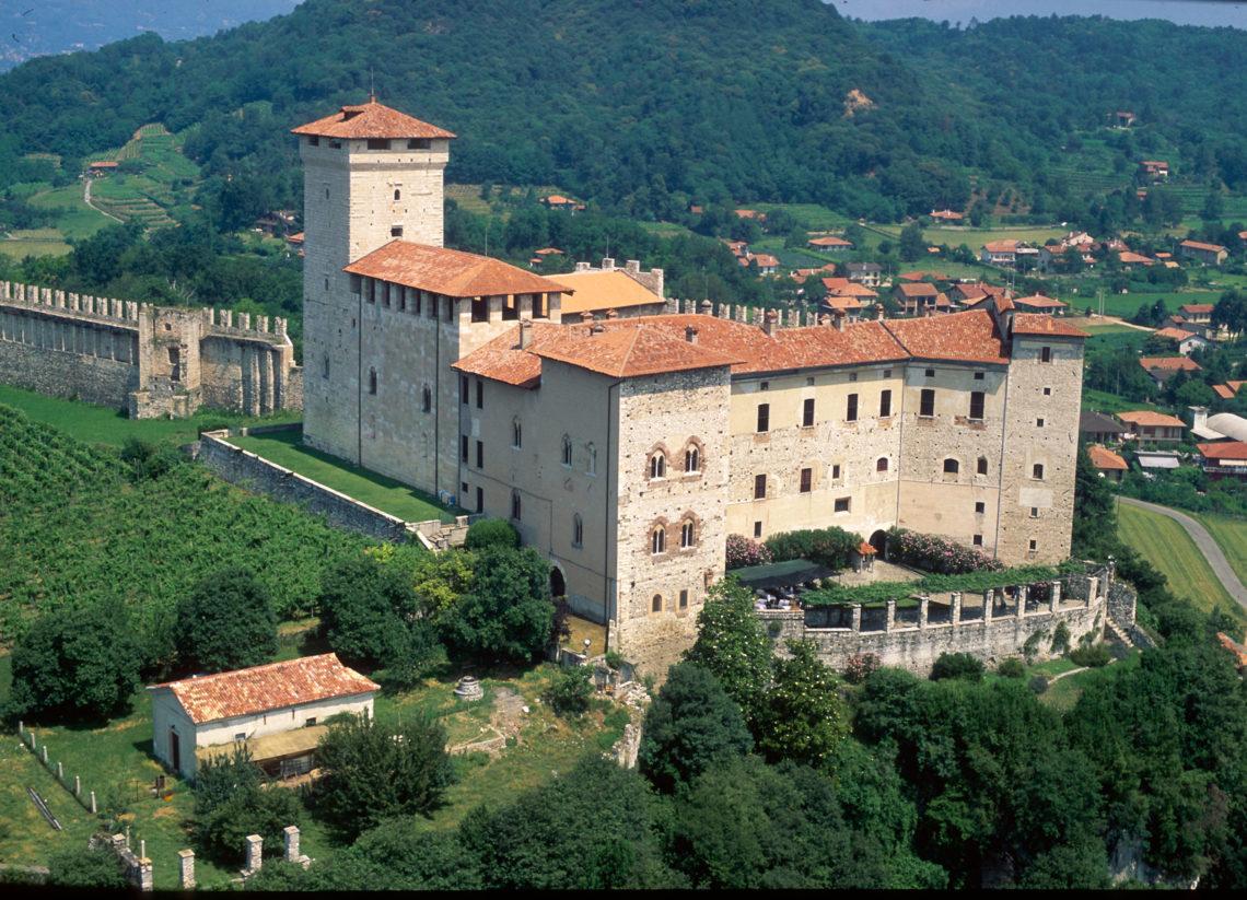 Rocca di Angera - Lago Maggiore. Foto: Gnemmi