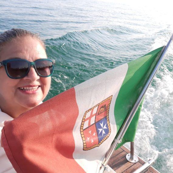 Regina Braga Carrieiro, São Paulo – SP <br> Emoções de Primavera – maio 2019