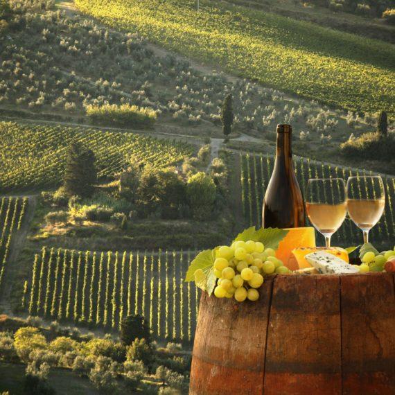 Chianti - Toscana.