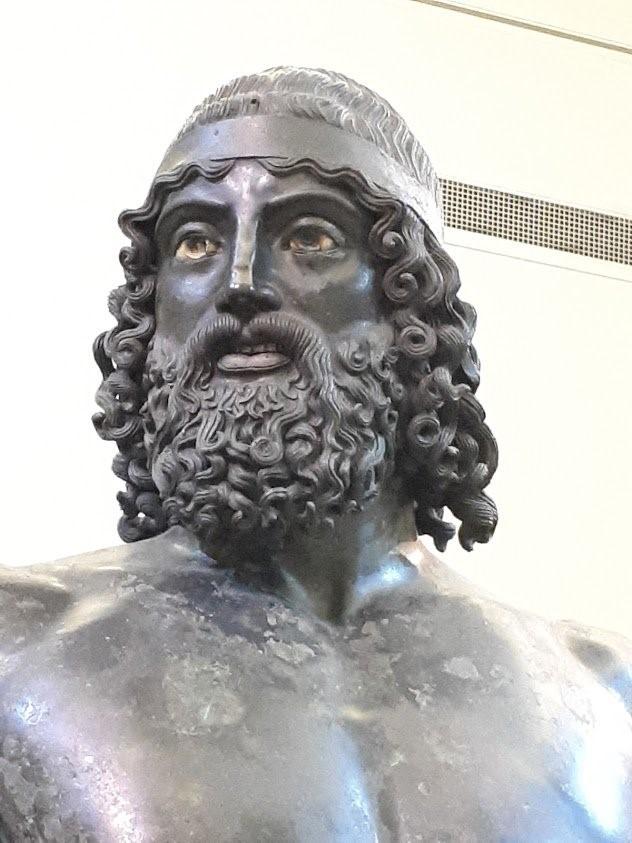 Bronzes de Riace