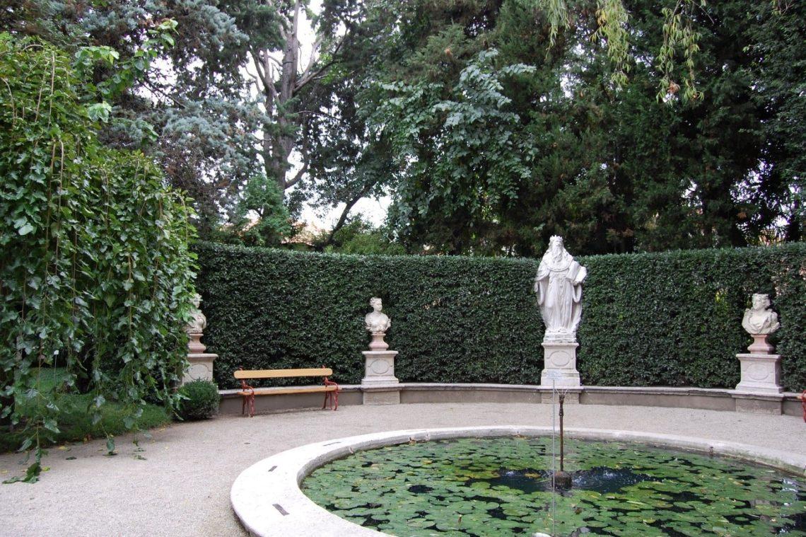 Jardim Botânico de Pádua – Veneto.