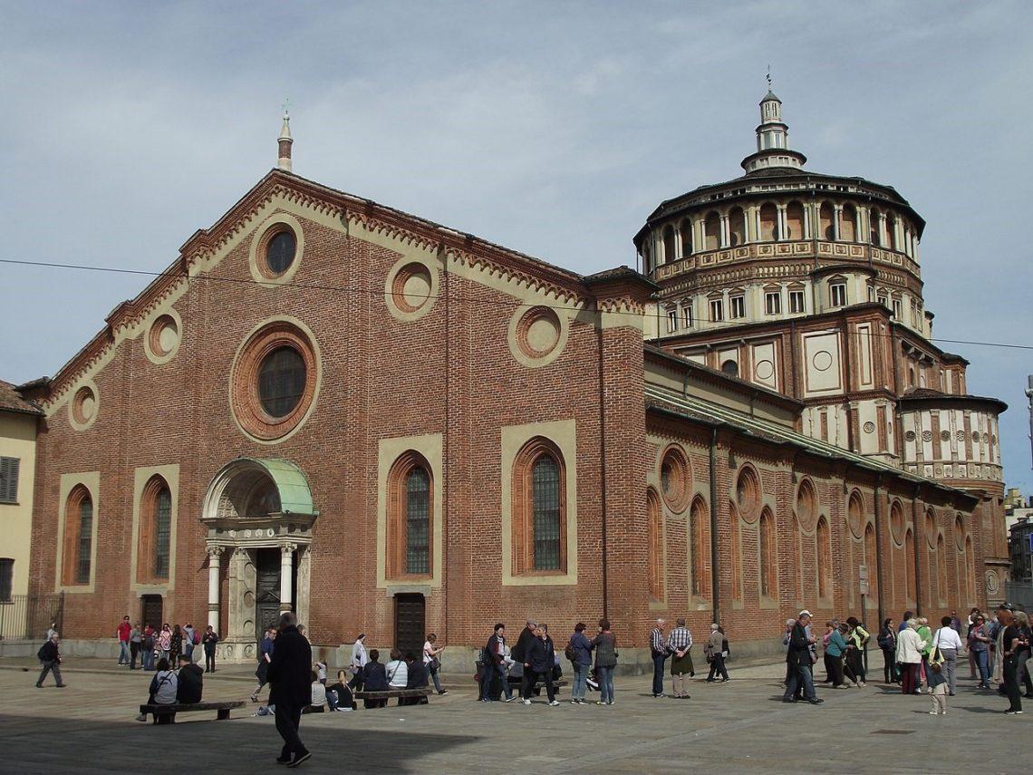 Santa Maria dele Grazie - Milão