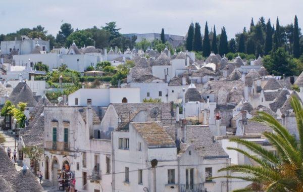 Puglia Fantasia 6 dias