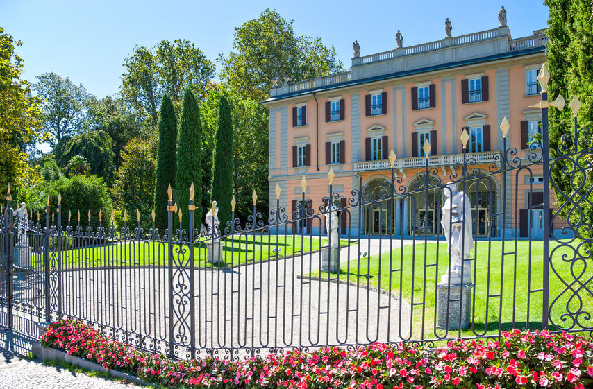 Villa Gallia - Lago de Como.
