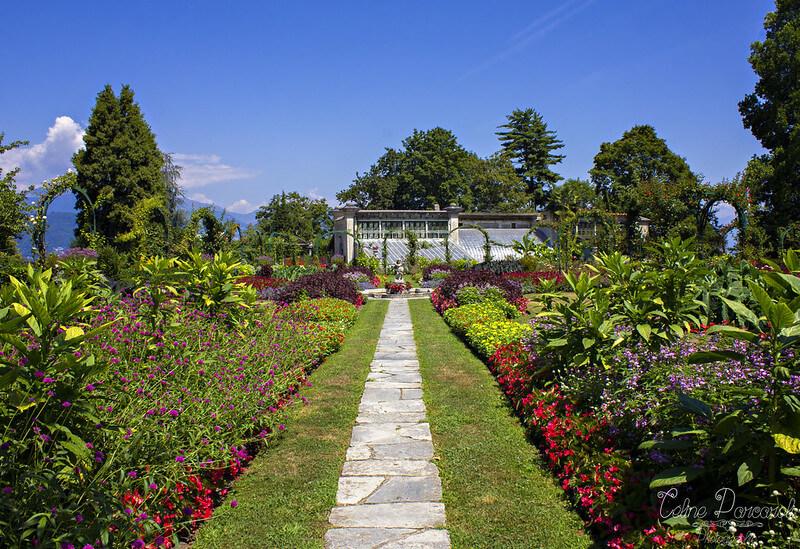 Parque Pallavicino - Stresa - Lago Maggiore