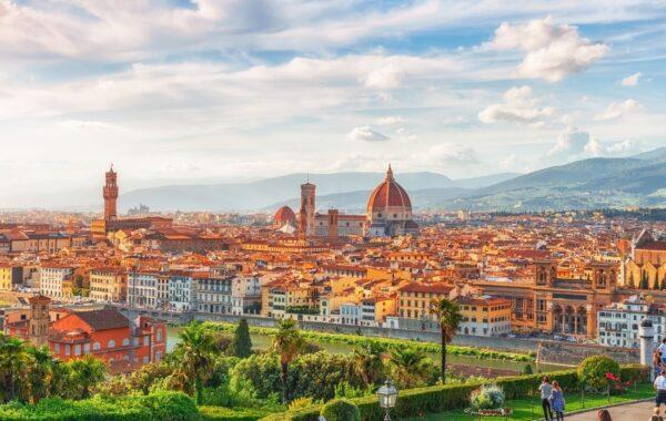 Fantasia Itália 4 dias
